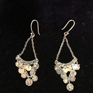 Confetti Sterling Silver earrings